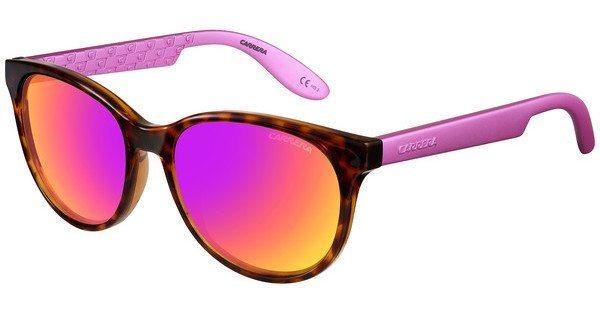 Carrera Kinderbrillen Sonnenbrille » CARRERINO 12« in MCE/VQ - braun/rosa