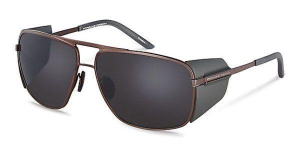 Porsche Design Herren Sonnenbrille » P8593« in C - braun/ blau