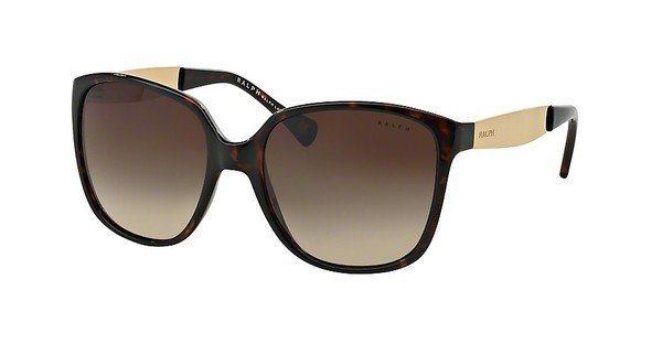 Ralph Damen Sonnenbrille » RA5173« in 502/13 - braun/braun