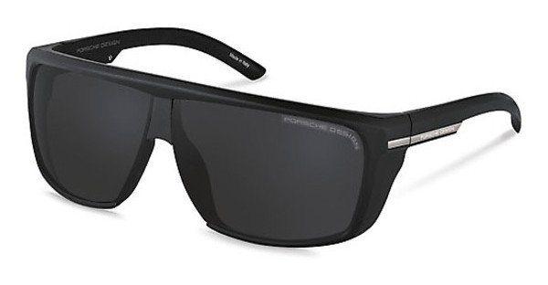 Porsche Design Herren Sonnenbrille » P8597« in E - schwarz/grau