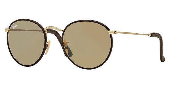 RAY-BAN Sonnenbrille »ROUND CRAFT RB3475Q«