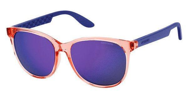 Carrera Damen Sonnenbrille » CARRERA 5001« in B7Y/TE - orange/lila