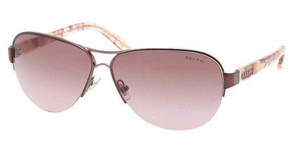 Ralph Damen Sonnenbrille » RA4095« in 403/14 - rot/ rosa
