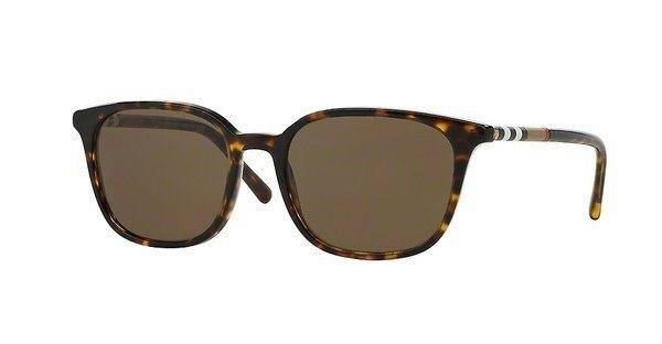 Burberry Herren Sonnenbrille » BE4144« in 300273 - braun/braun