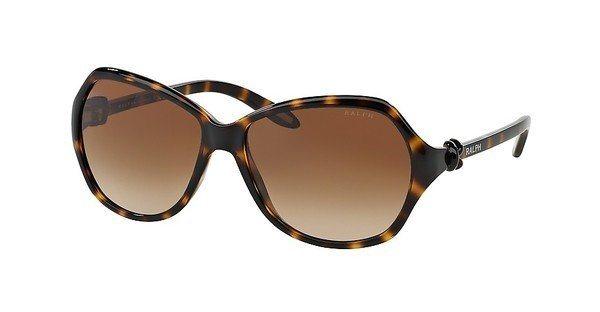 Ralph Damen Sonnenbrille » RA5136« in 510/13 - braun/braun