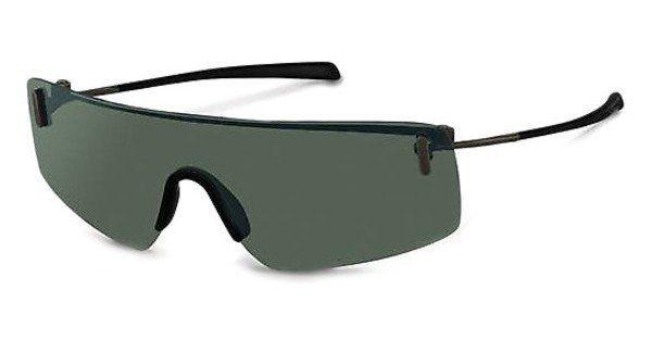 Porsche Design Herren Sonnenbrille » P8482« in C - grau/grün