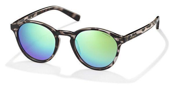 Polaroid Sonnenbrille » PLD 6013/S« in HJN/K7 - braun/grün