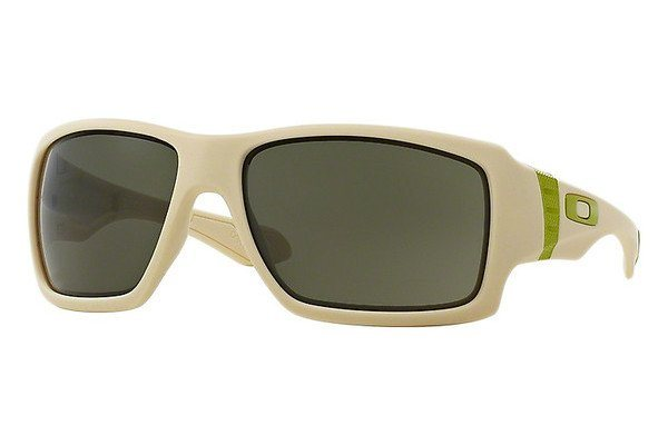Oakley Herren Sonnenbrille »BIG TACO OO9173« in 917307 - weiß/grau