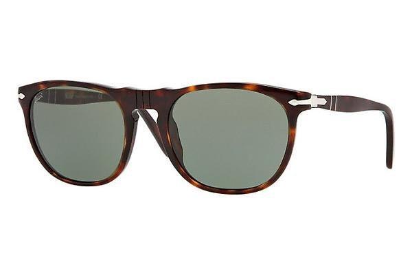 Persol Herren Sonnenbrille » PO2994S« in 24/31 - braun/grün