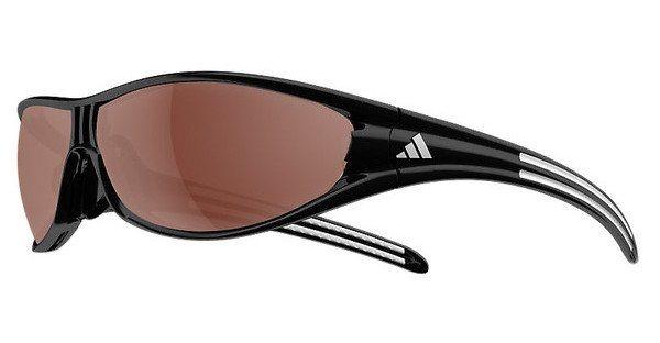 Adidas Performance Sonnenbrille »Evil Eye S A267« in 6065 - schwarz/braun