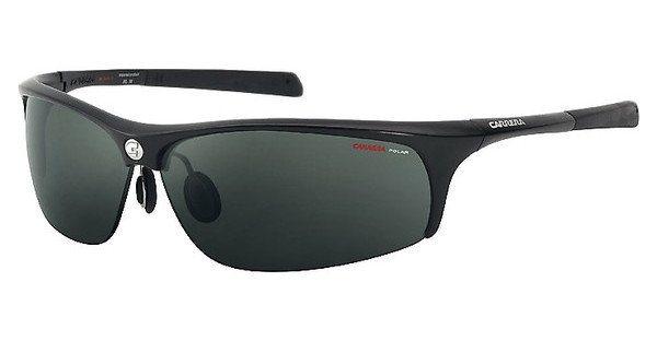 Carrera Sonnenbrille » PUGNO/S« in 9EF/XJ - schwarz/grün
