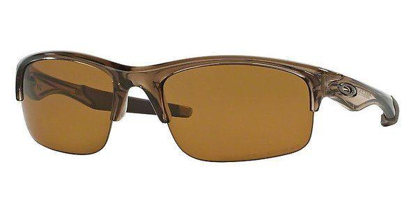 Oakley Herren Sonnenbrille »BOTTLE ROCKET OO9164«, braun, 916405 - braun/braun
