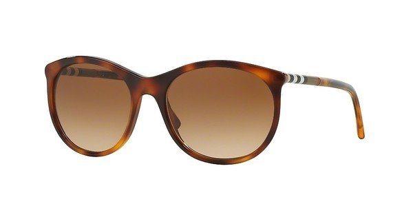 Burberry Damen Sonnenbrille » BE4145« in 331613 - braun/braun