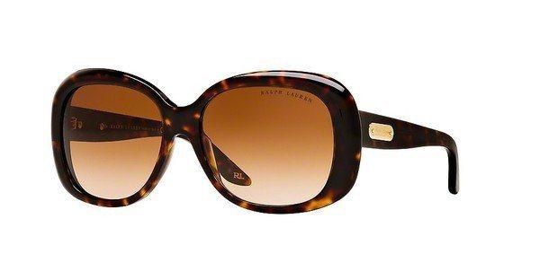 Ralph Lauren Damen Sonnenbrille » RL8087« in 500313 - braun/braun