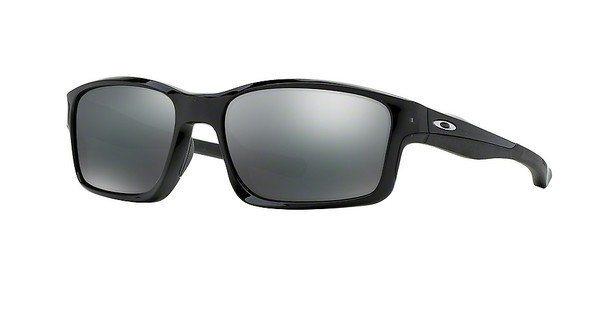 Oakley Herren Sonnenbrille »CHAINLINK OO9247« in 924701 - schwarz/schwarz