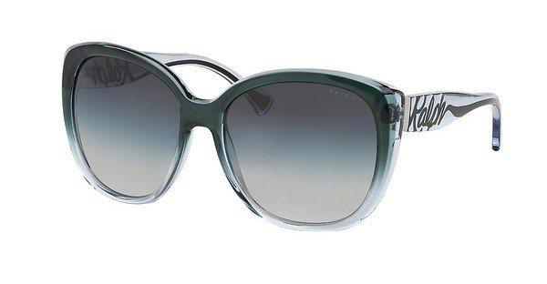 Ralph Damen Sonnenbrille » RA5177« in 123011 - schwarz/grau