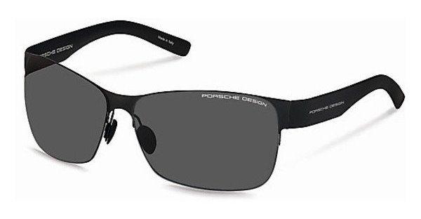 Porsche Design Sonnenbrille » P8582« in E - schwarz/grau