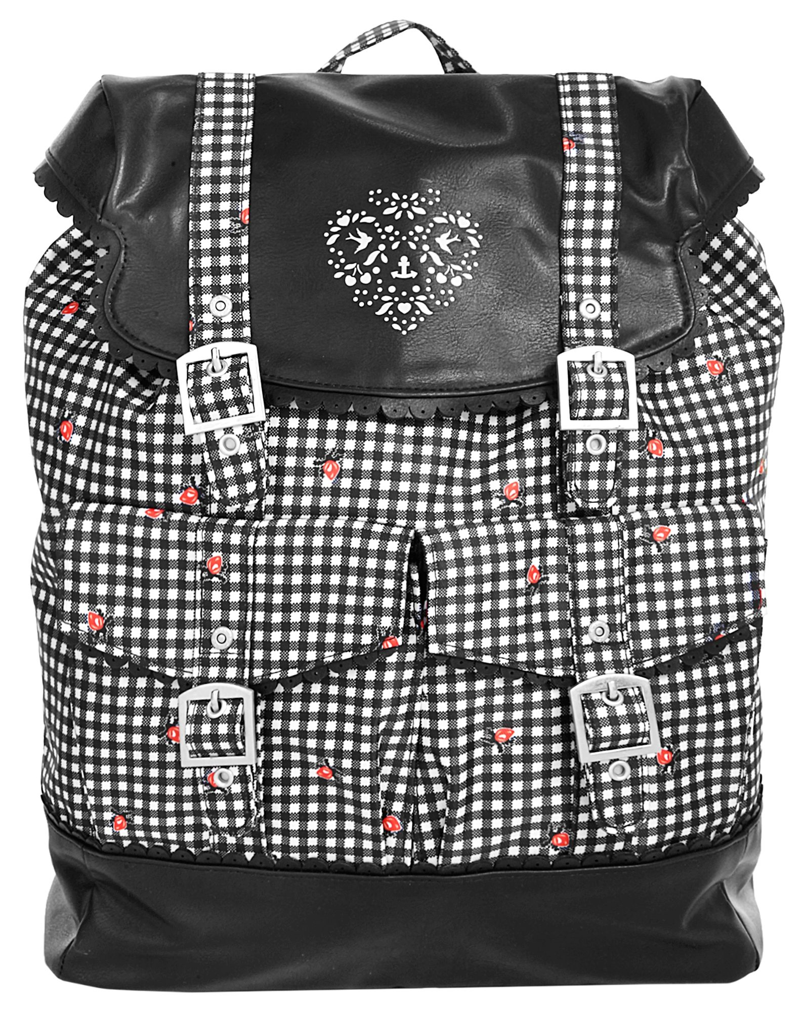 blutsgeschwister Damen Rucksack »palatschinken daypack«
