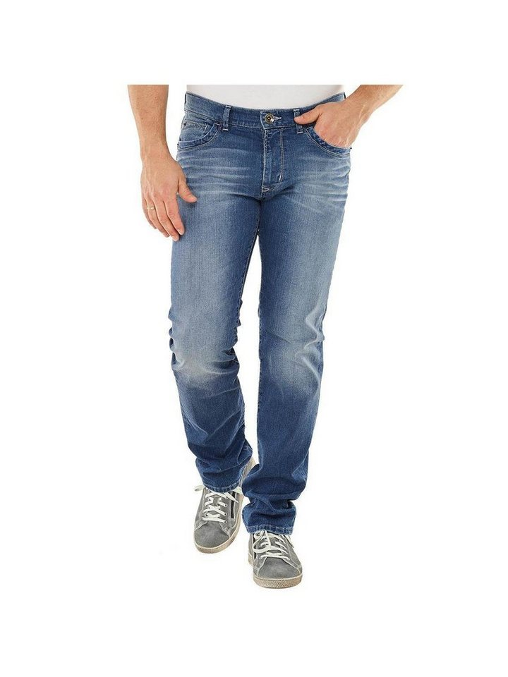 engbers Jeans in Brilliantblau