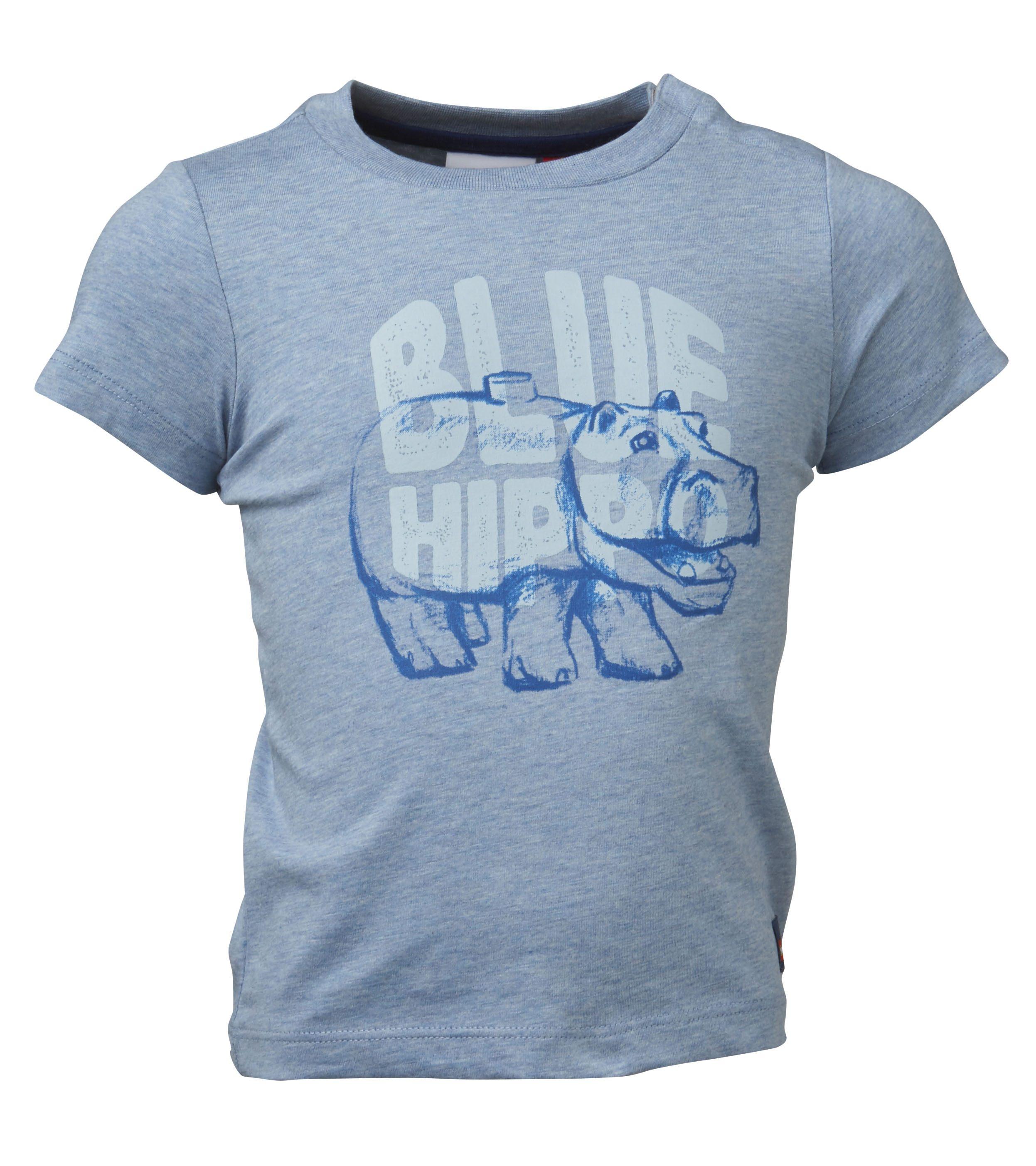 "LEGO Wear Duplo T-Shirt ""Green Hippo"" kurzarm Shirt Trey"
