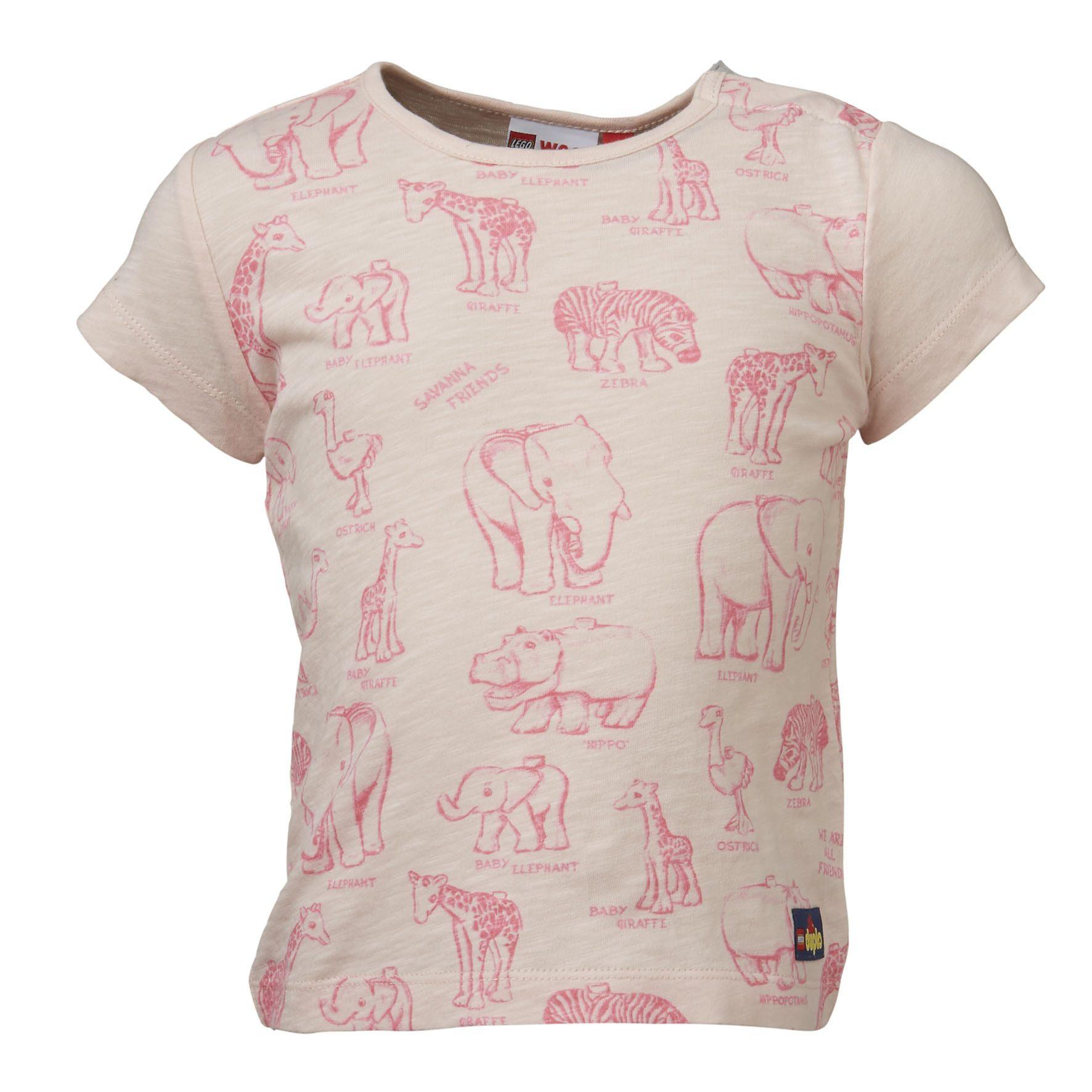 "LEGO Wear Duplo T-Shirt ""Wildlife"" kurzarm Shirt Tiff"