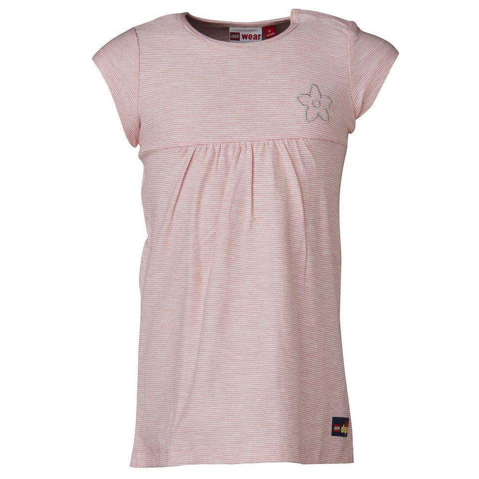 "LEGO Wear Duplo Jersey Kleid Deena ""Streifen"" Dress in pink"