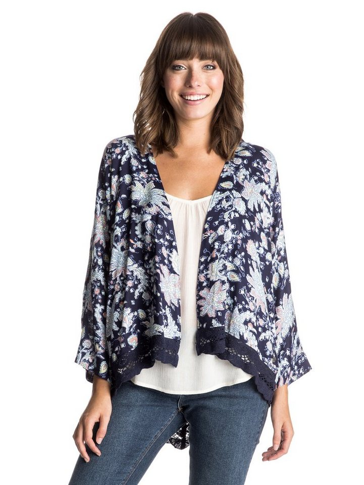 Roxy Kimono Top »Life Pursuit Printed« in Paisley song eclipse