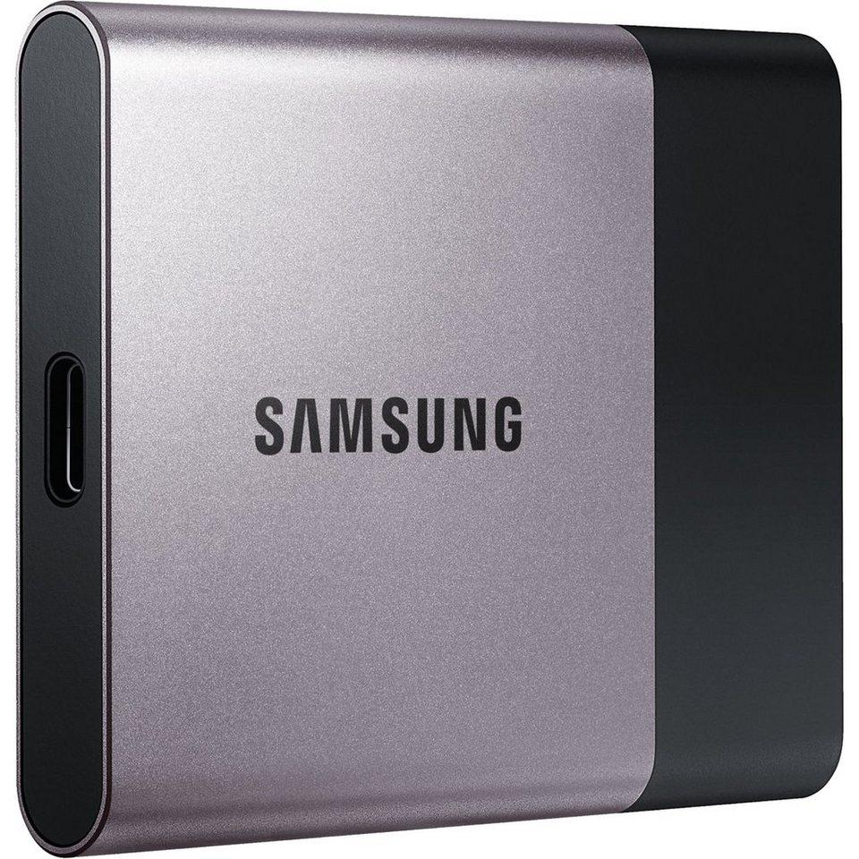 Samsung Solid State Drive »SSD 1TB Portable T3 USB3.1 Gen1«
