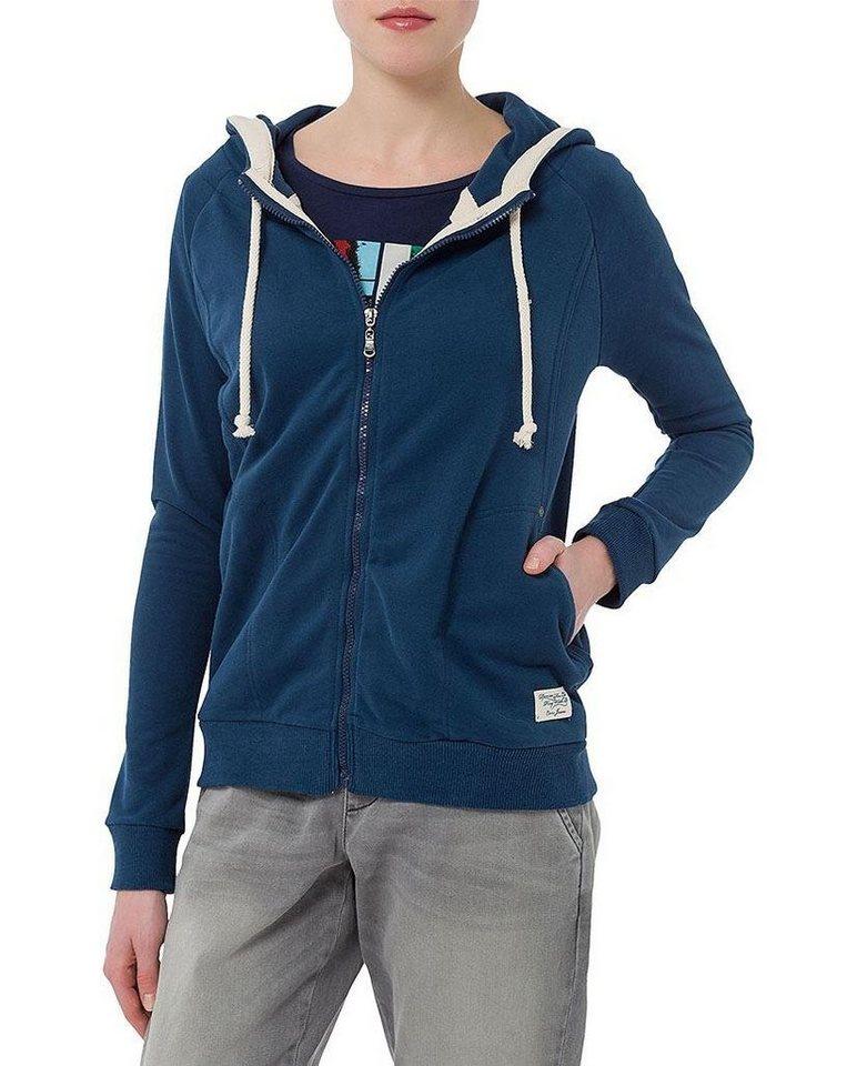 CROSS Jeans ® Sweatshirts in navy