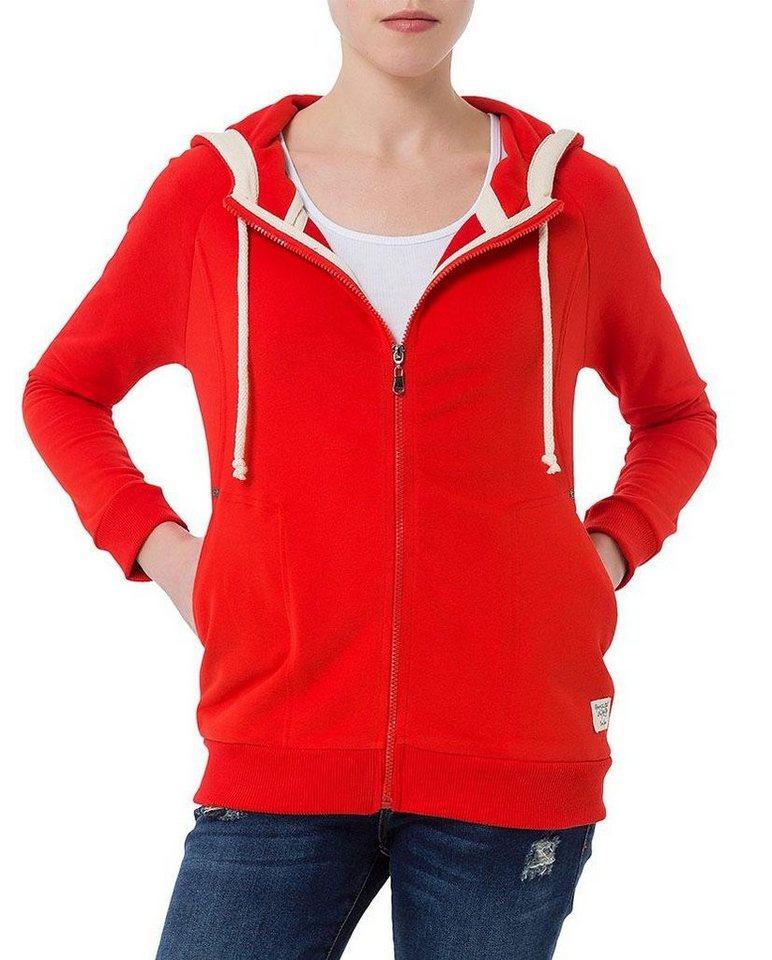 CROSS Jeans ® Sweatshirts in vintage red