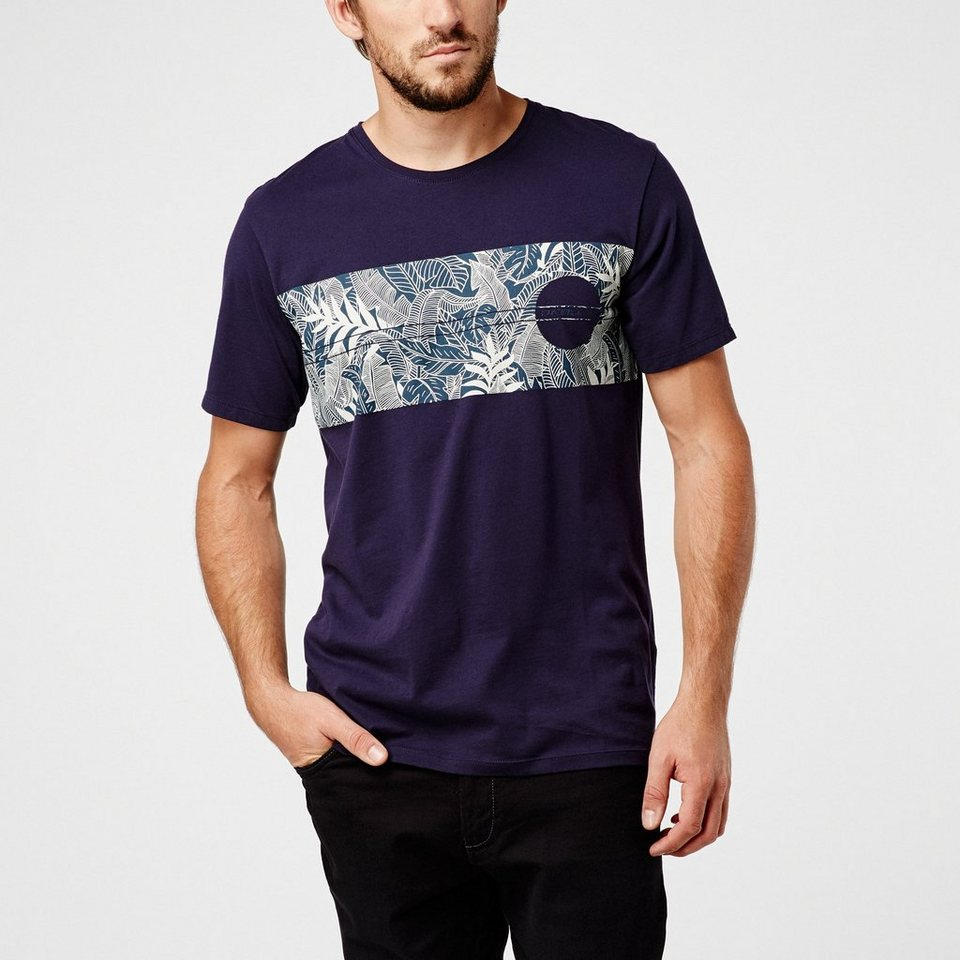 O'Neill T-Shirt kurzärmlig »Santa Cruz Panel« in Marineblau