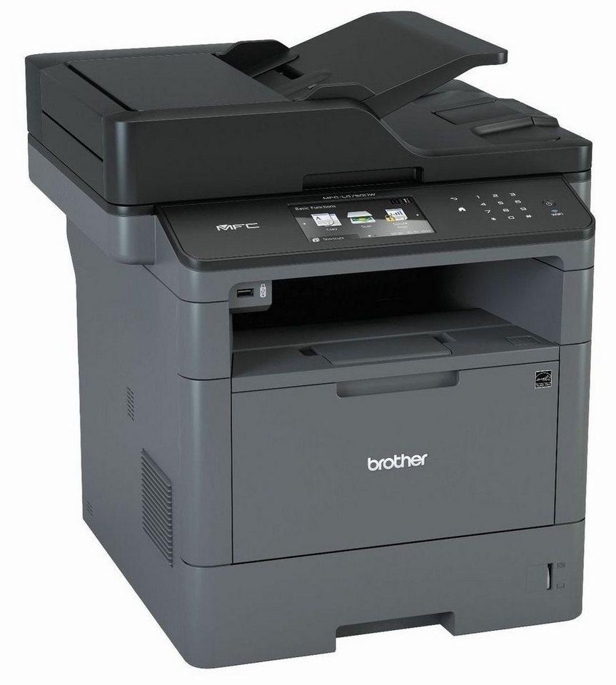 Brother Monolaser-Multifunktionsdrucker »MFC-L5750DW 4in1 Multifunktionsdrucker« in Dunkelgrau