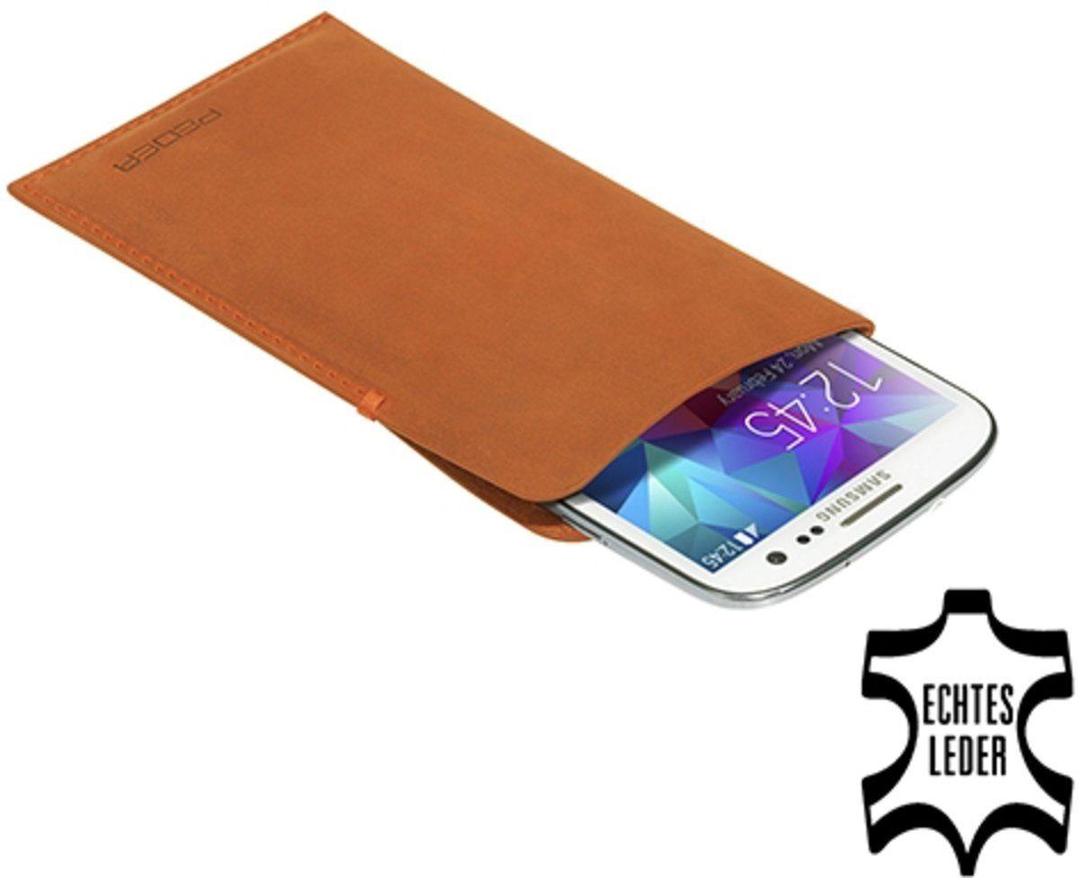 PEDEA Handytasche »Echtledertasche Tennessee für Samsung Galaxy S5«