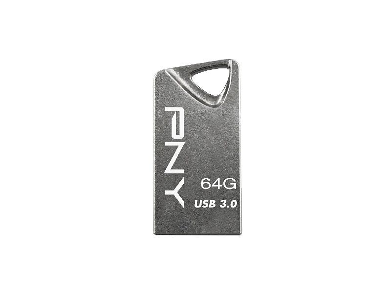 PNY USB 3.0 T3 Attaché »64GB Flash Drive (FDI64GT330-EF)«