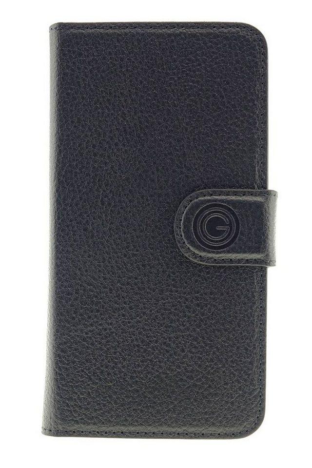 Galeli Handytasche »Wallet Case NICO für Samsung Galaxy S7« in Schwarz