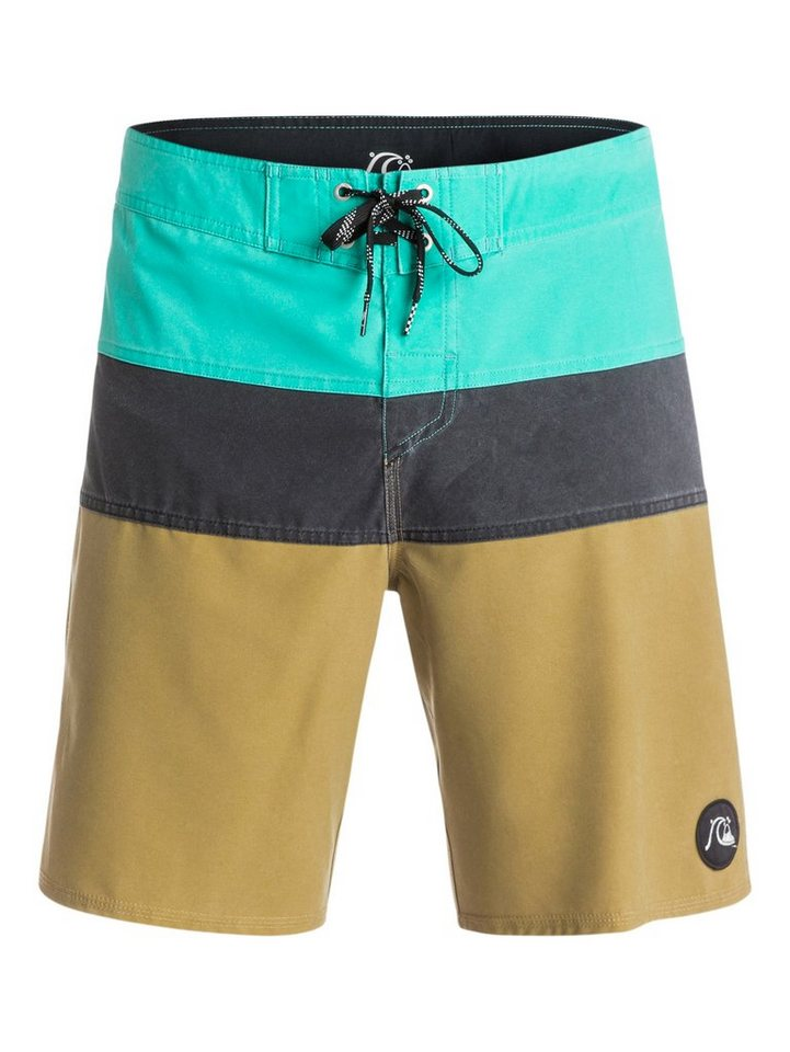 Quiksilver Boardshort »Classic Panel 19« in green moss