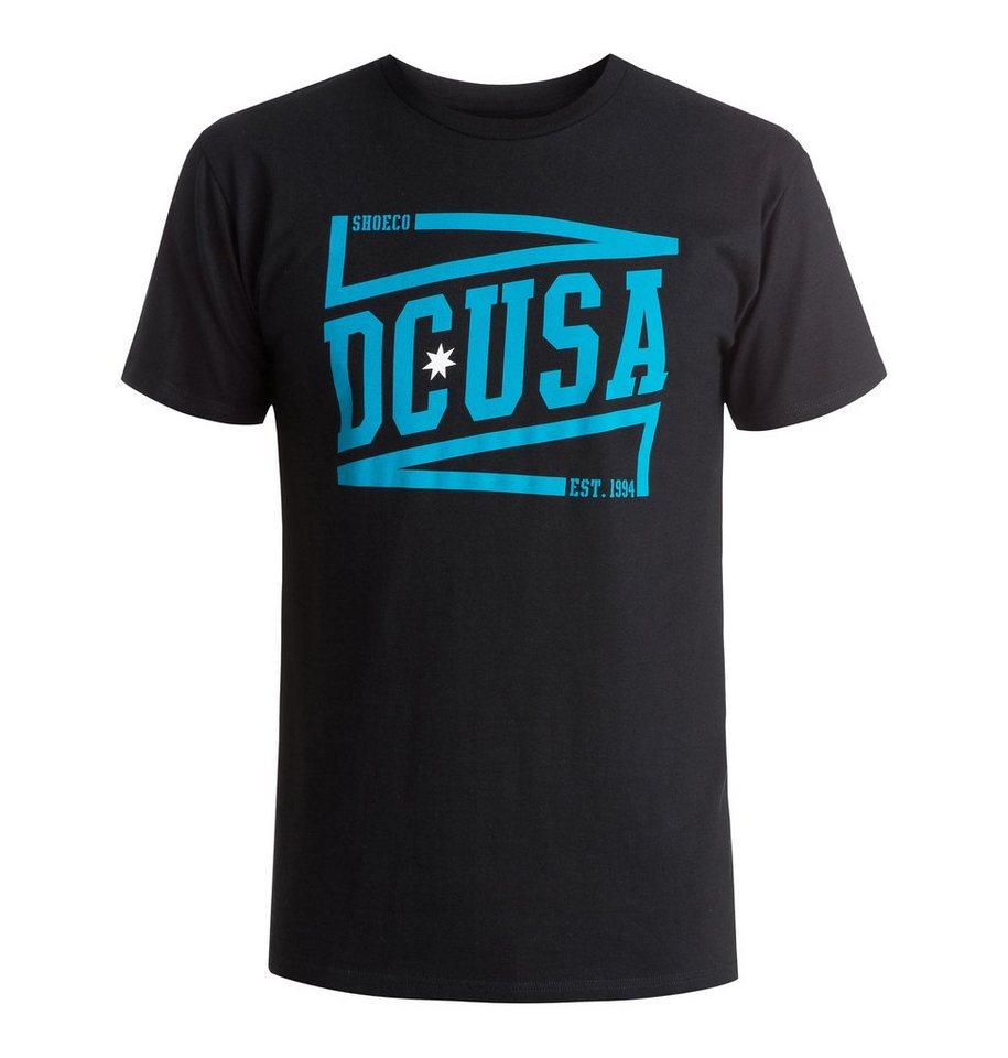 DC Shoes T-Shirt »Blueliner« in Black