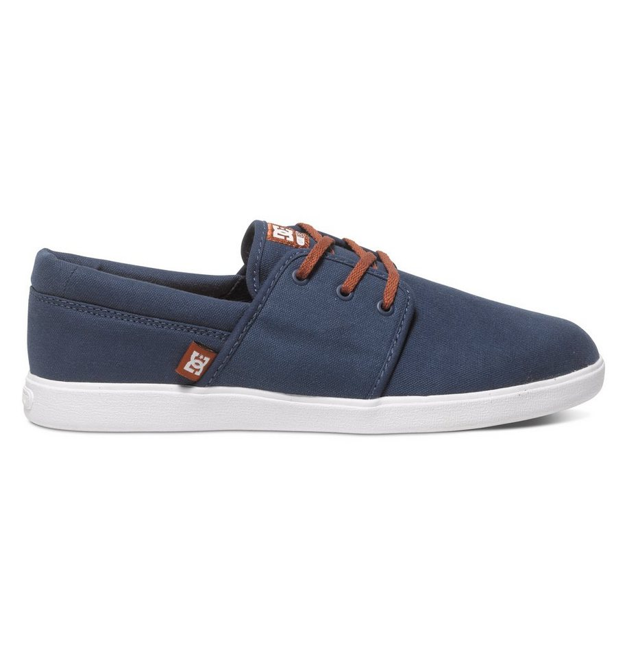 DC Shoes Low top »Haven« in navy/camel