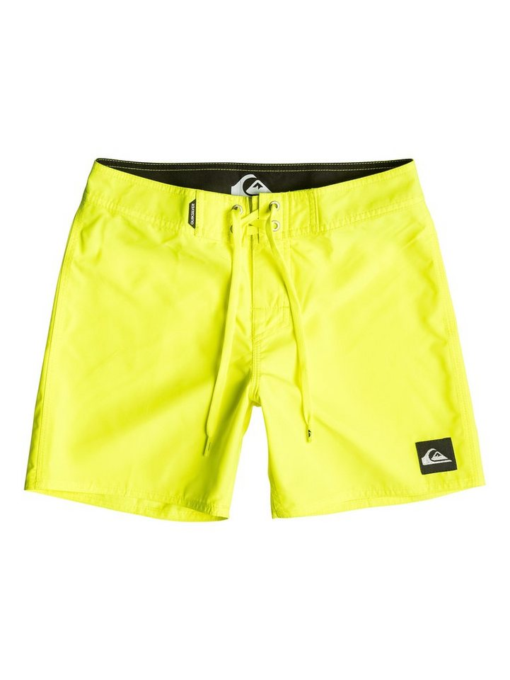 Quiksilver Boardshort »Everyday Short 14« in safety yellow