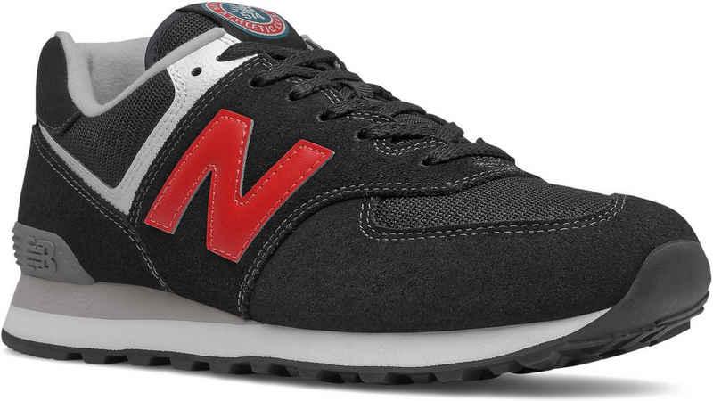 """New Balance »ML574 """"Higher Learning Pack""""« Sneaker mit praktischer Schnürung"""