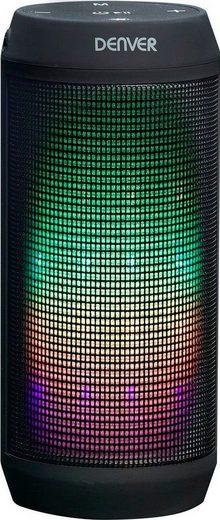 Denver BTL-62 2 Bluetooth-Lautsprecher (Bluetooth, 6 W)