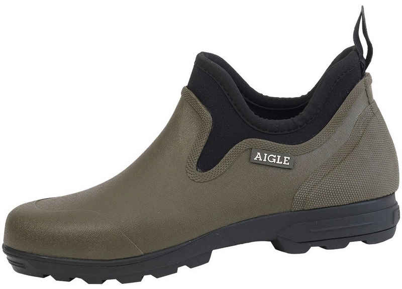 Aigle »37877« Clog Lessfor Plus kaki