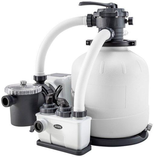 Intex Sandfilteranlage »Krystal Clear CG-26679«, mit Salzwasser-System, 10000 l/h