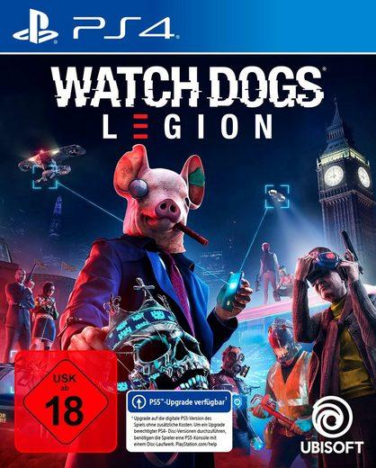 Watch Dogs: Legion PlayStation 4