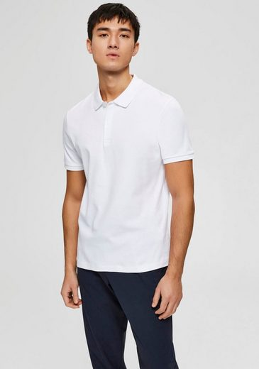 SELECTED HOMME Poloshirt »PARIS POLO«