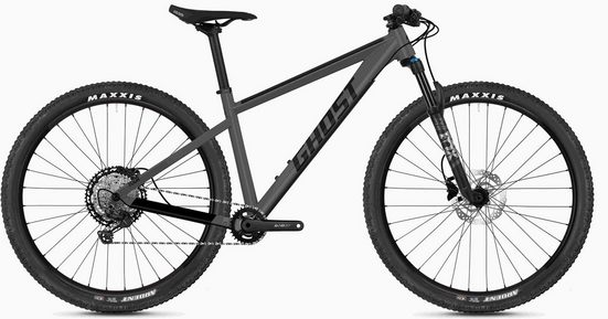 Ghost Mountainbike »Nirvana Tour SF Advanced«, 12 Gang Shimano XT RD-M8100 12-S Schaltwerk, Kettenschaltung