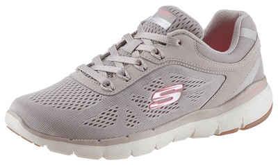 Skechers »Flex Appeal 3.0 Moving Fast« Sneaker mit Air Cooled Memory Foam