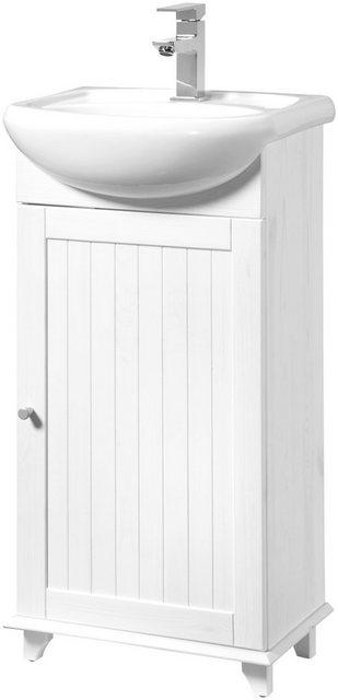 Waschtische - WELLTIME Waschtisch »Venezia«, Landhaus, Gästewaschplatz, Breite 45 cm  - Onlineshop OTTO