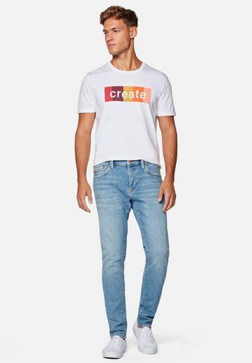 Mavi Skinny-fit-Jeans »JAMES« Schmale Jeans
