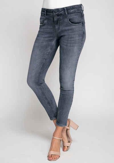 Zhrill Skinny-fit-Jeans »KELA« mit besonderer Nahtführung am Bündchen